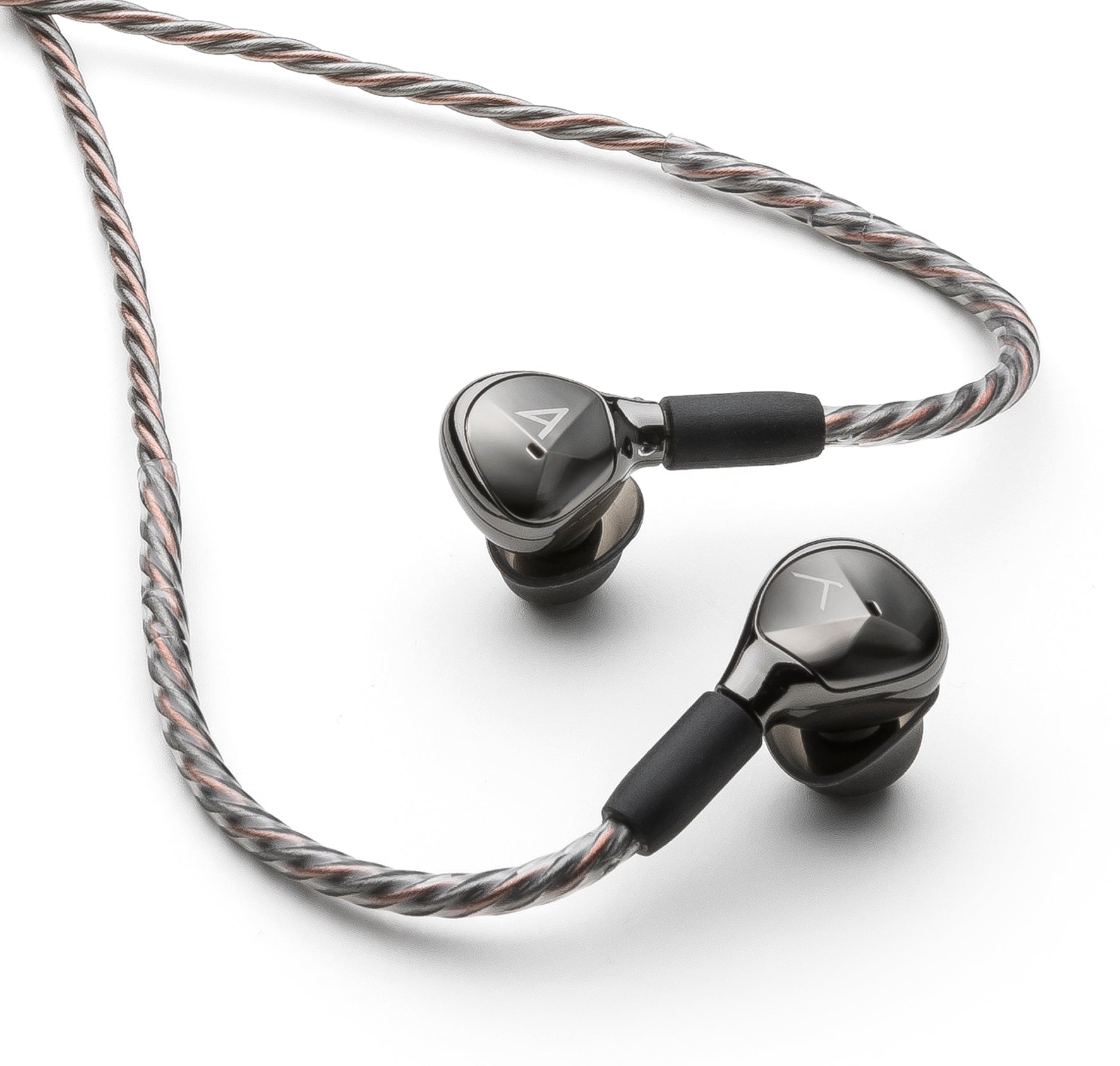 Astell&Kern AK T9ie In-Ear Monitor Headphones with Tesla Technology | Available on Headphones.com