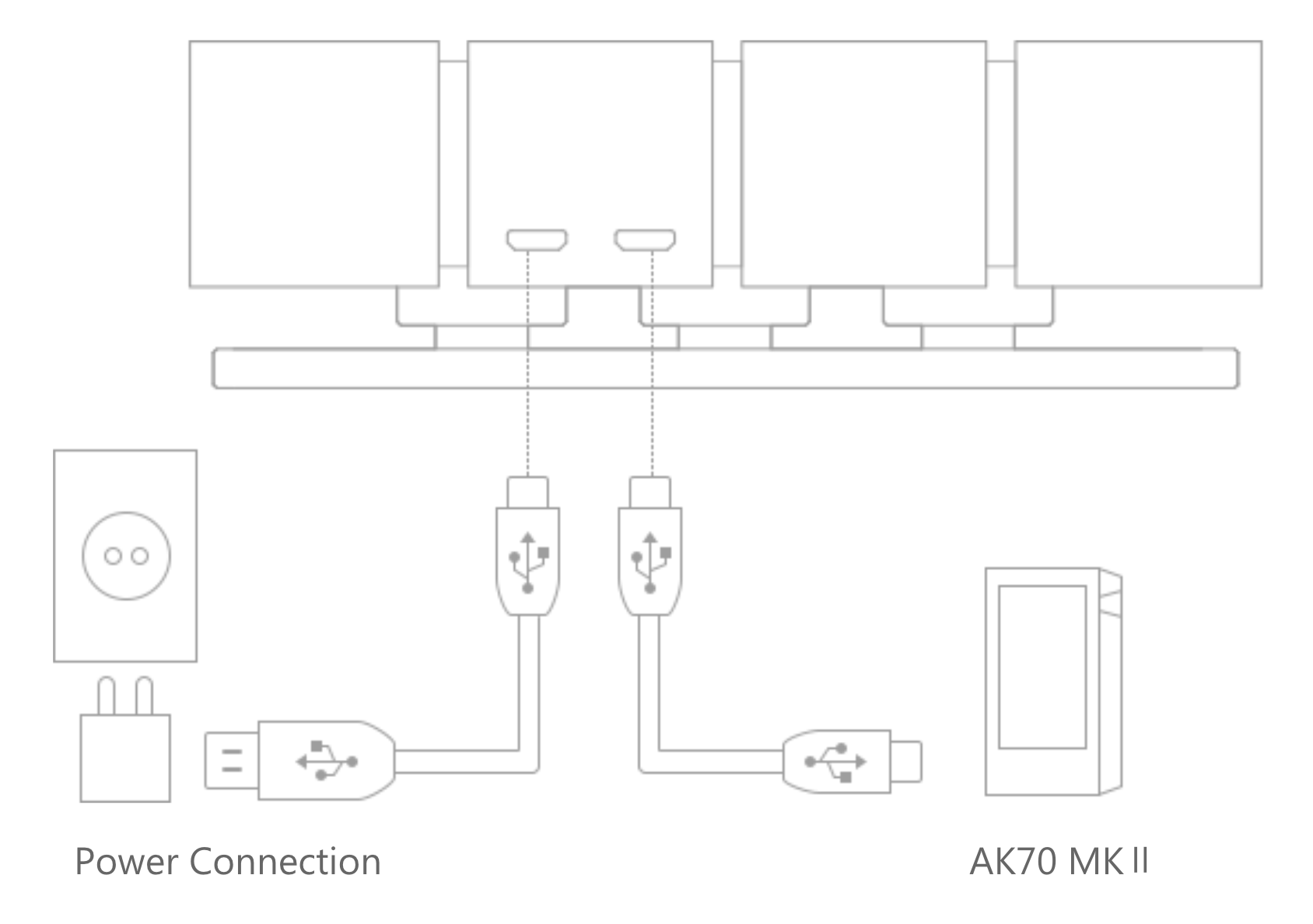 Ak70 Mkii Astellkern Us Online Shop 32 Watt Stereo Amplifier Circuit Pictures To Pin On Pinterest The Ak Cd Ripper May Not Be Properly Recognized When Using A Power Supply Adapter Rated At Less Than 5v 2a