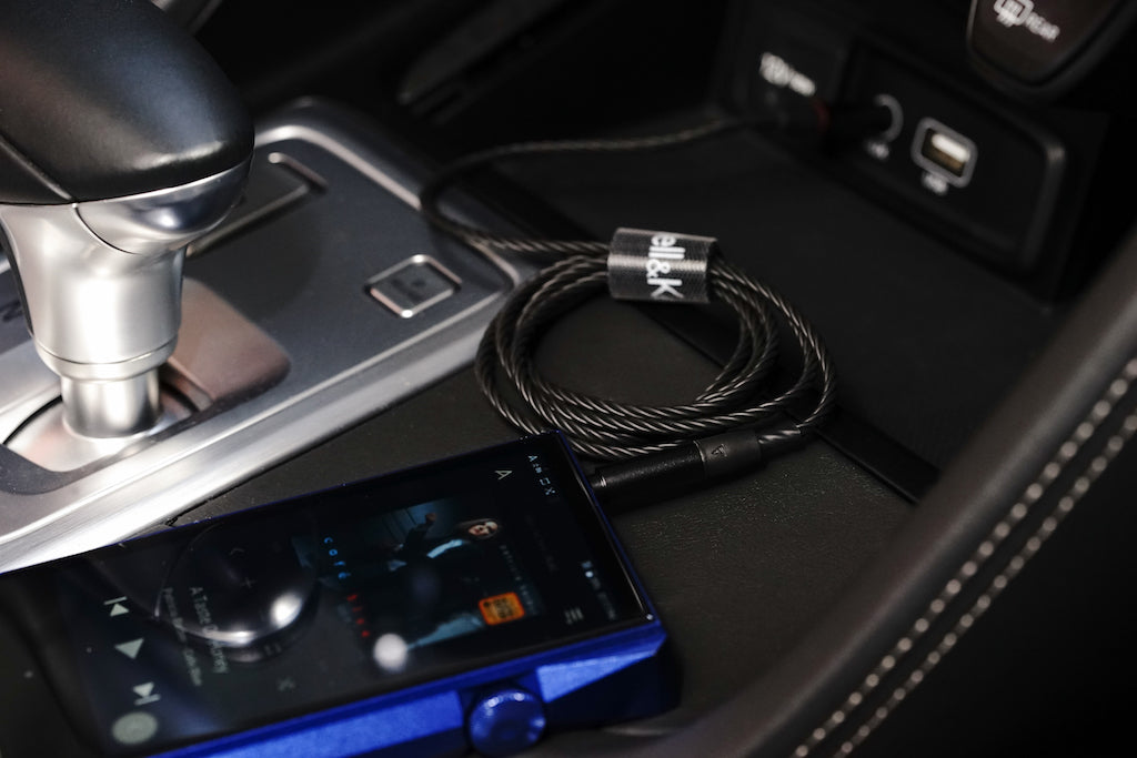 Astell&Kern Hi-Fi Stereo AUX Cable