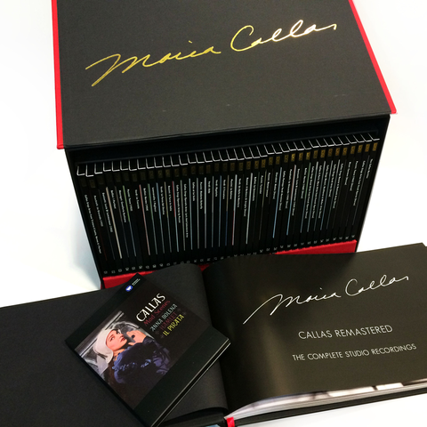 Maria Callas MQS Package