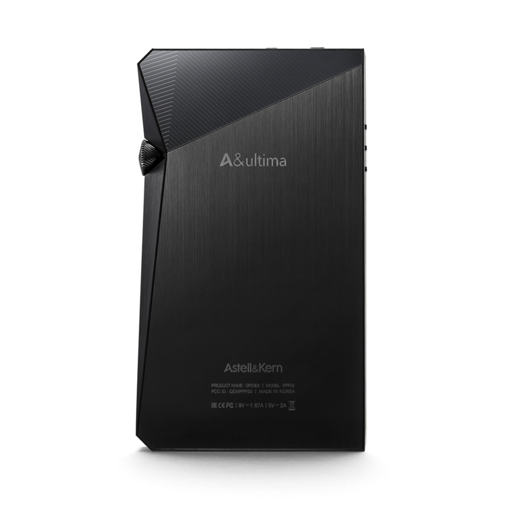 A&ultima SP2000 Onyx Black