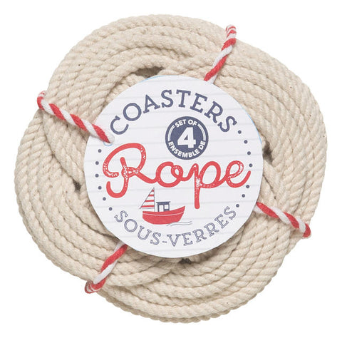 Coaster Set 4 Rope