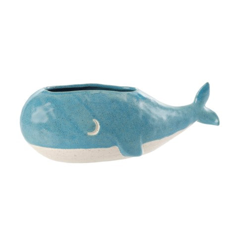 Whale Planters