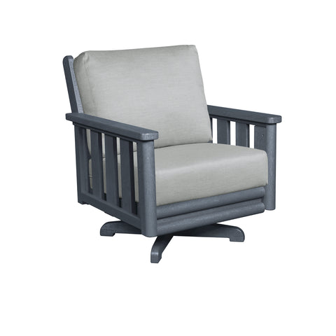 Stratford Arm Chair Swivel - Standard Fabric