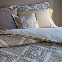 Bed Linen Ikat Collection
