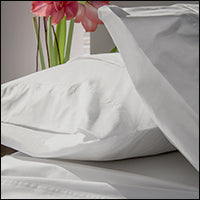 Bed Linen Bright White Collection
