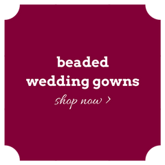 Shop beaded wedding dresses