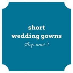Shop short wedding dresses