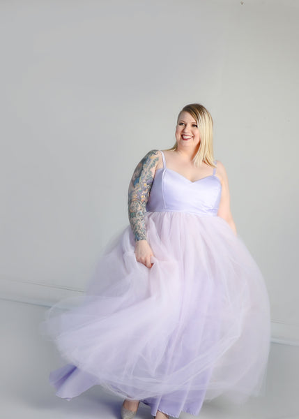 Ella Tulle Ball gown