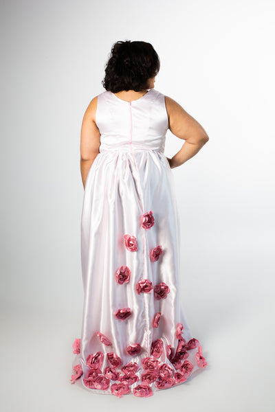 Maui Multi-way Rosette Gown