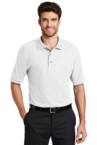 MTC: K500  Port Authority® Silk Touch™ Polo