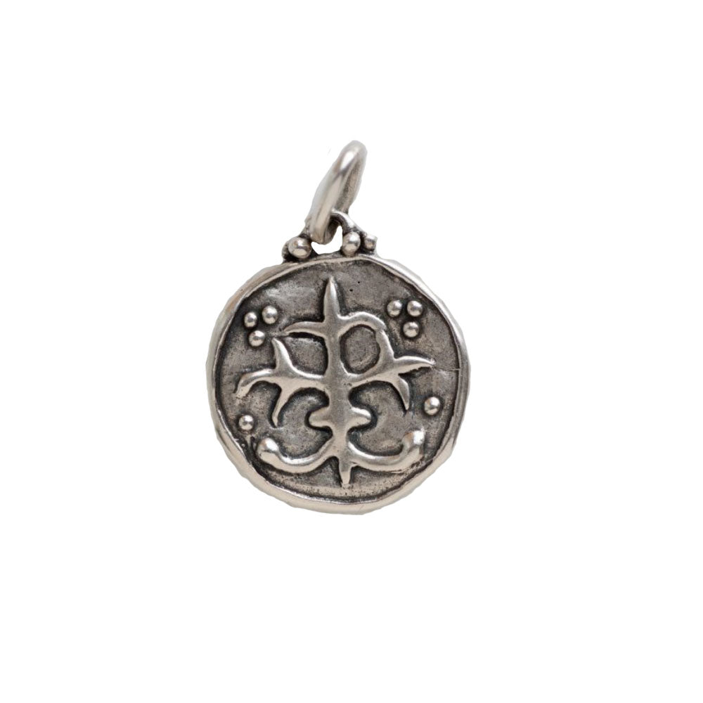 Sterling Celtic Cross Charm