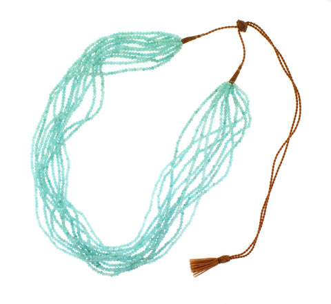Amazonite Multistrand Necklace