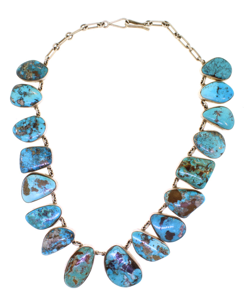 Frederico Turquoise Necklace