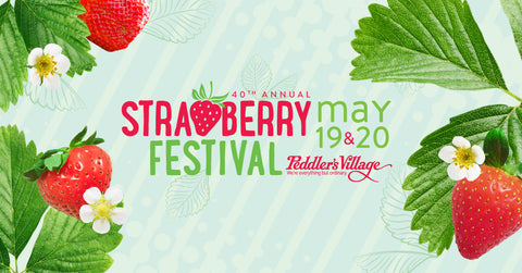 40 Years of Strawberry Festival