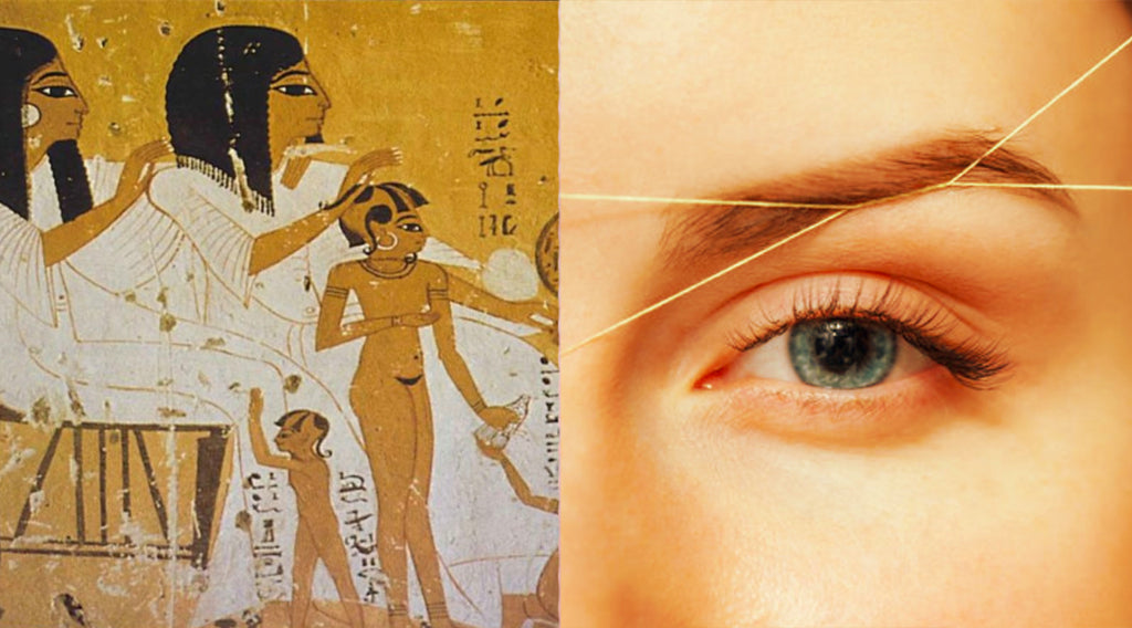 #120 - The Ancient Art of Waxing and Threading - Where Did Each Begin?!