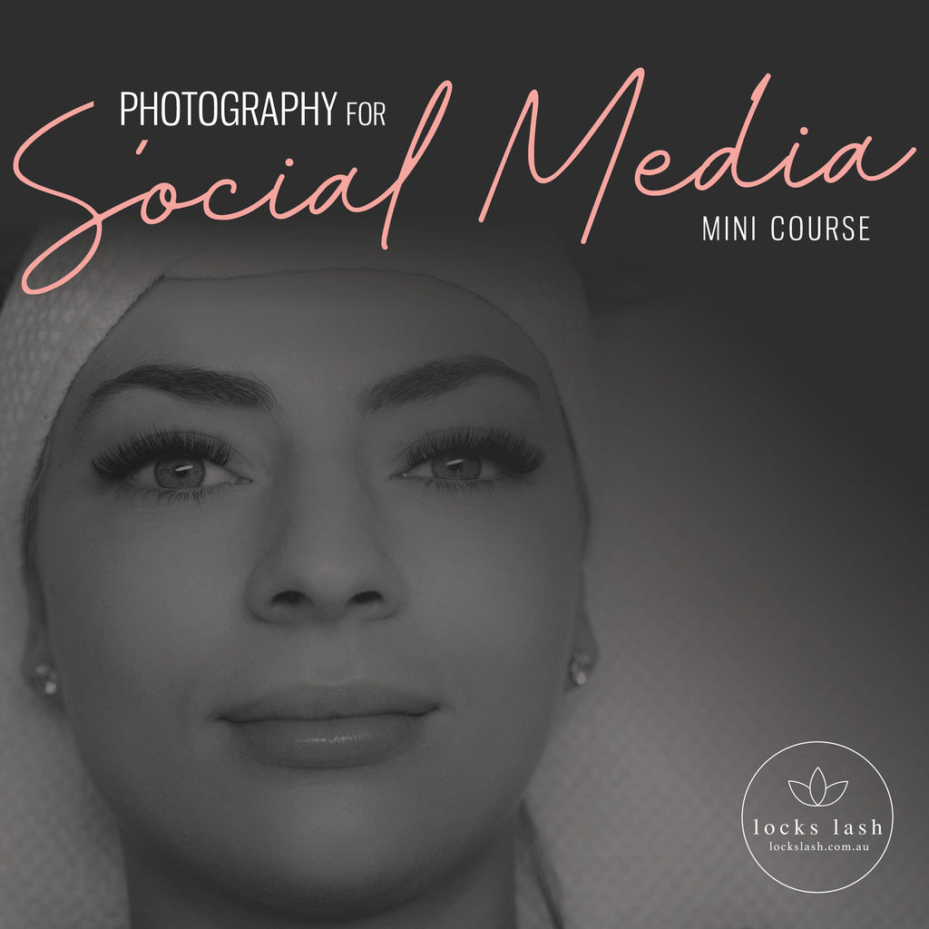 Photography for Socials Mini Online Course