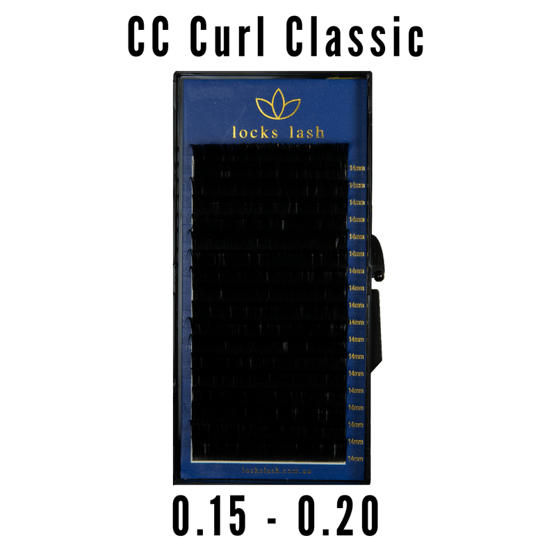 CC Curl Classic Lash Tray 0.20 - CLEAROUT