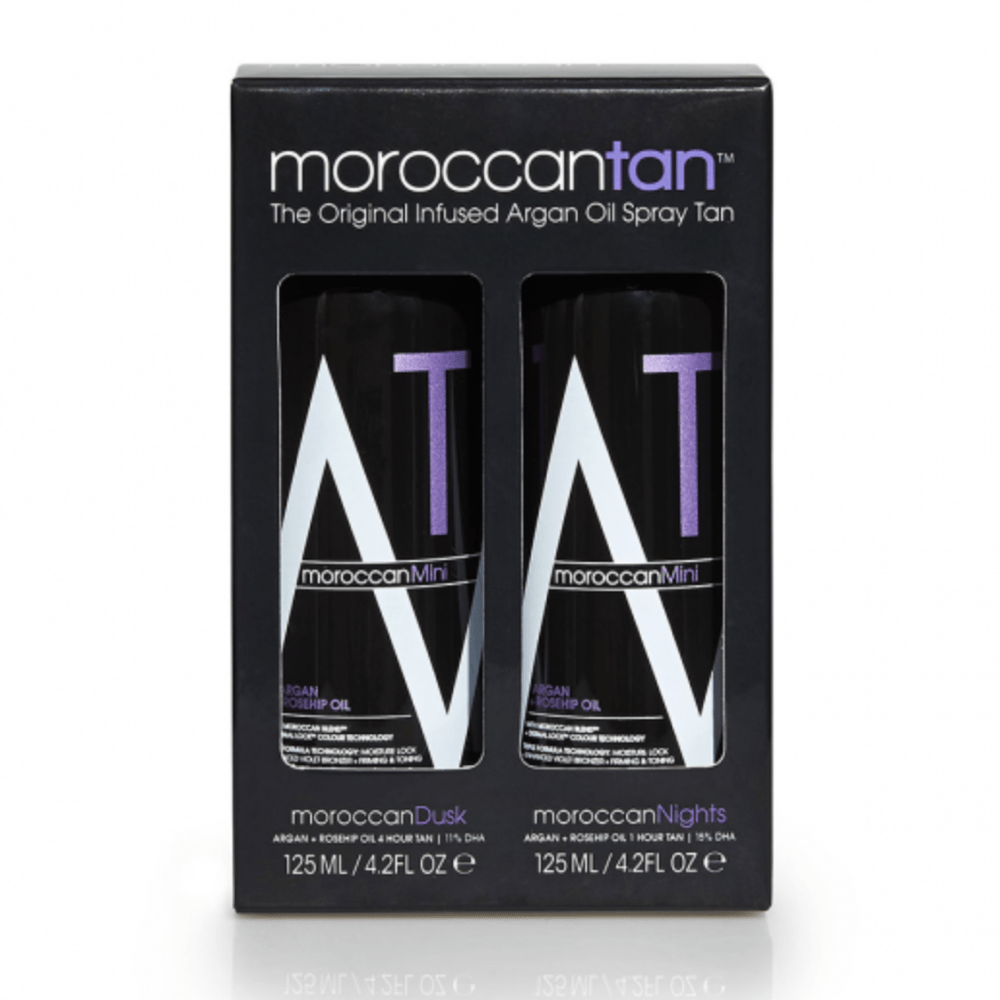 Moroccan Tan Exotic Collection Sample Pack