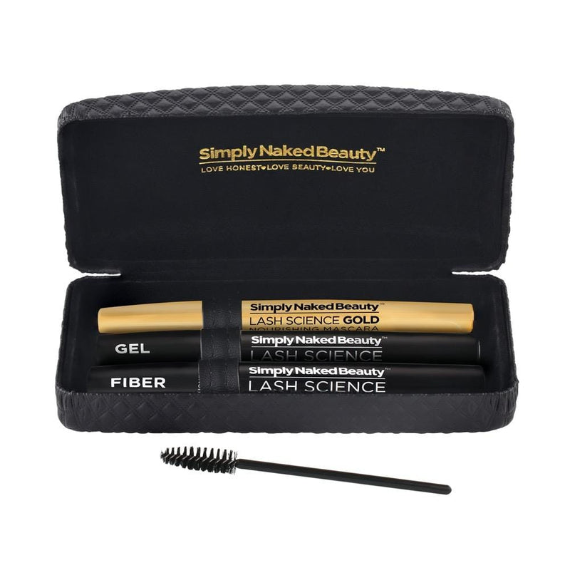 RRP Lash Science GOLD 3D Fibre Mascara - Simply Naked Beauty