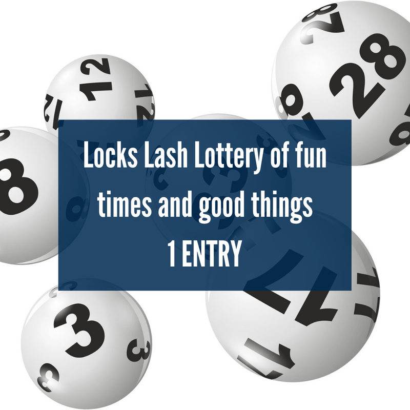 Locks Lash Lottery of Fun Times and Good Things OCTOBER GAME!