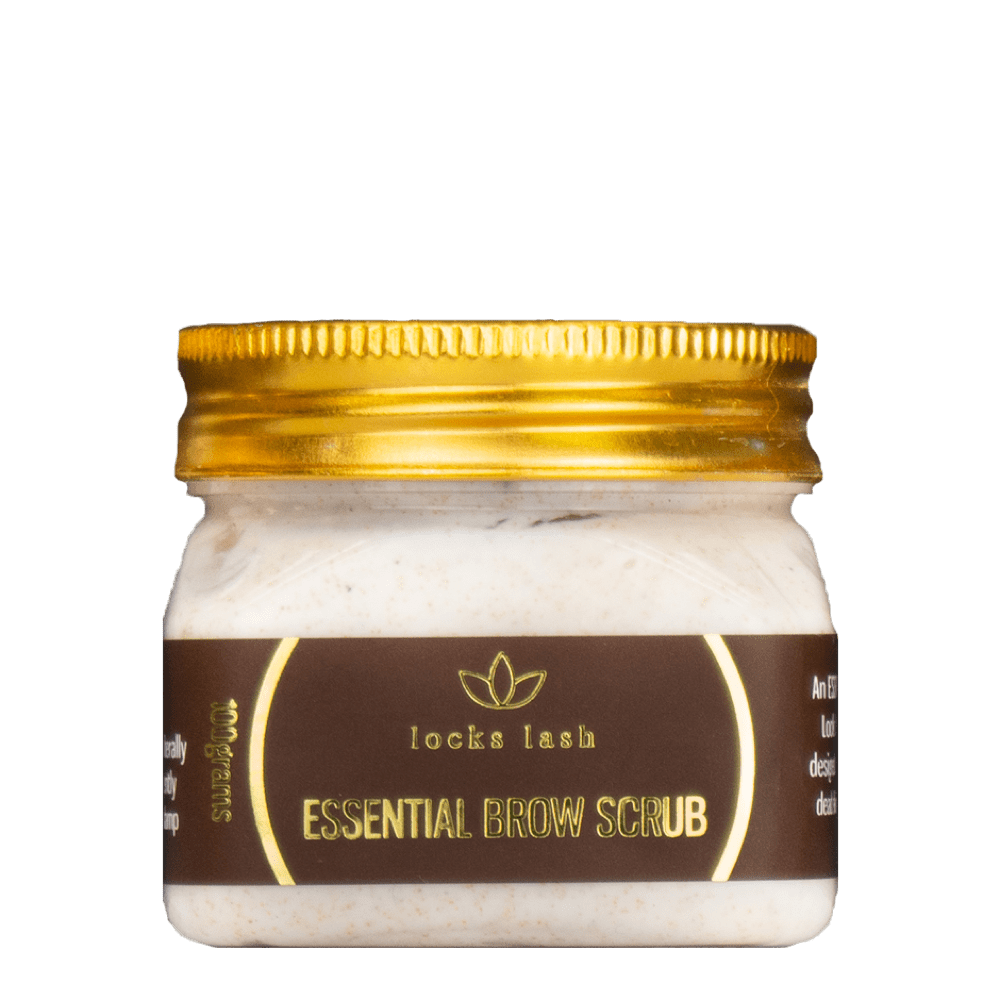 Essential Brow Scrub (for Henna)
