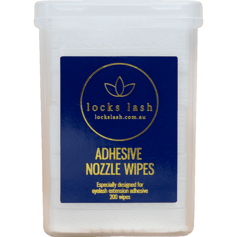 Adhesive Nozzle Wipes (glue wipes)
