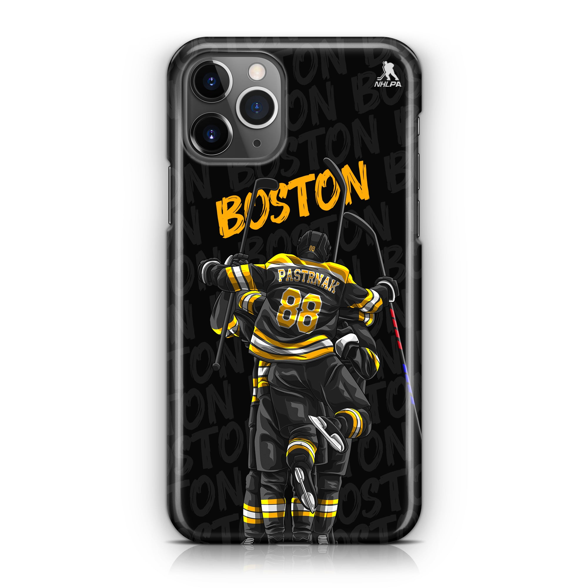 Pastrnak Jump Star Series 2.0 Case