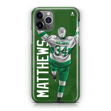 Matthews (Green) Star Series 2.0 Case