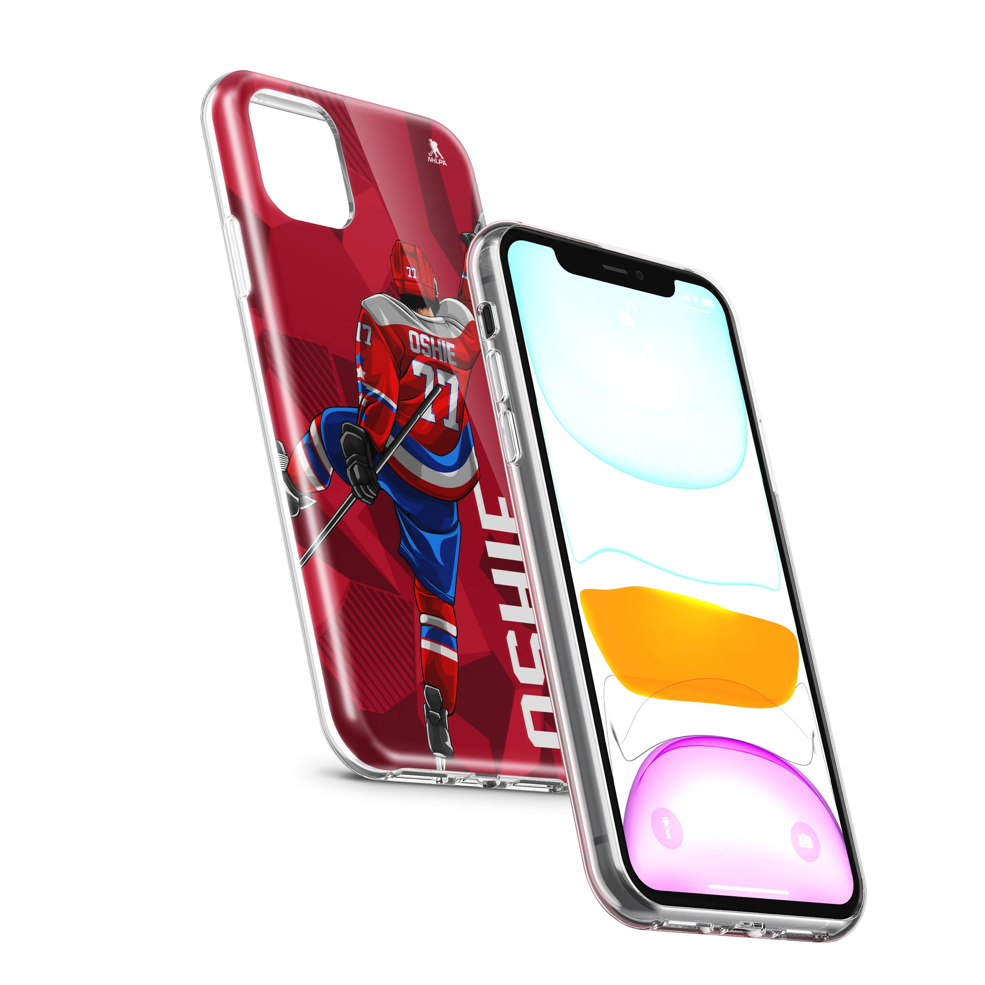 Oshie Star Series 2.0 Case