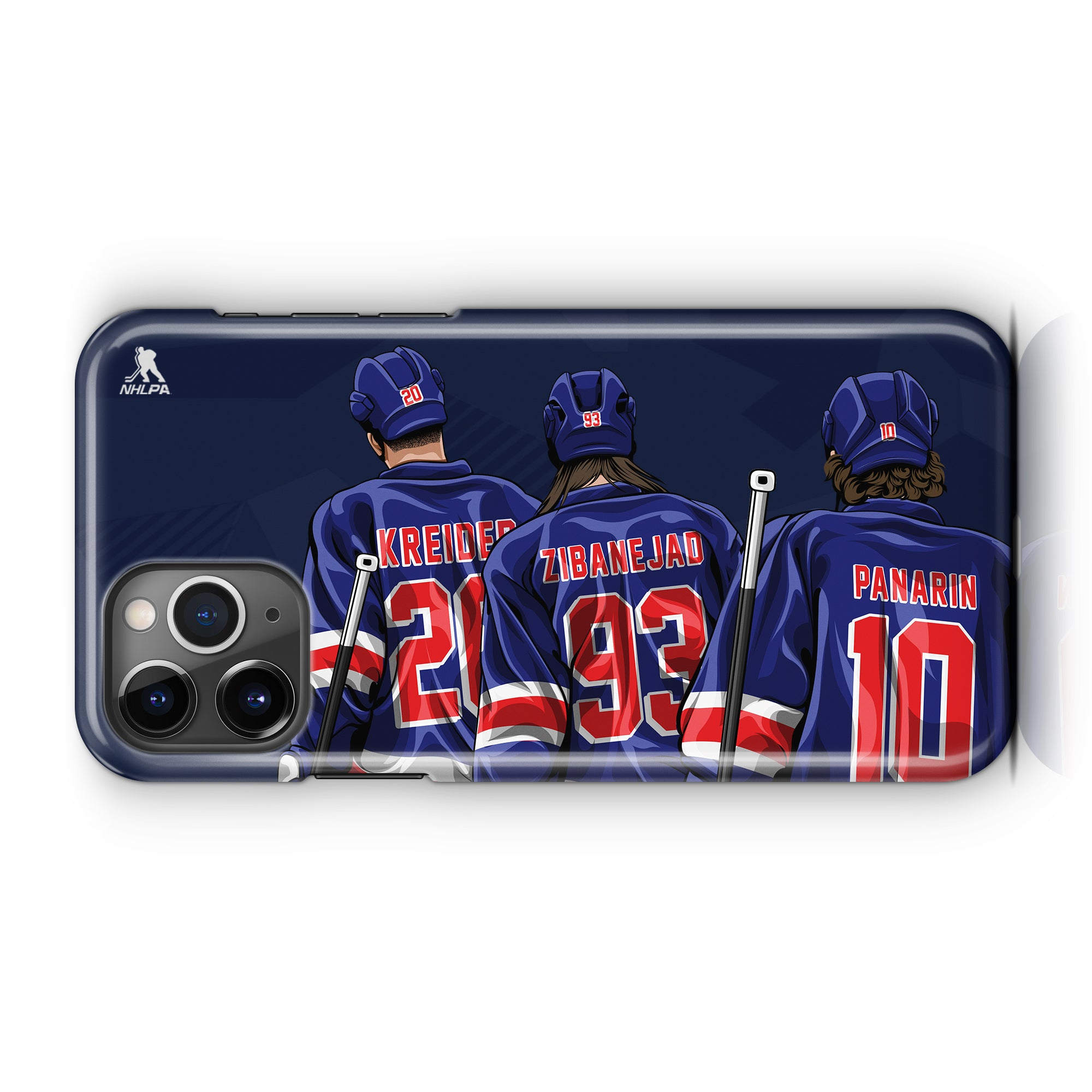 New York Trio Star Series 2.0 Case