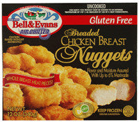 Bell & Evans Breaded Chicken Breast Nuggets