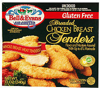 Bell & Evans Breaded Chicken Breast Tenders