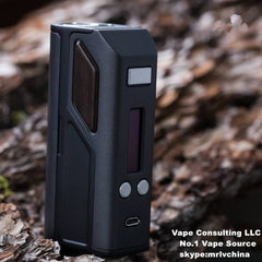 Lost Vape Skar DNA 75W TC Mod - Black