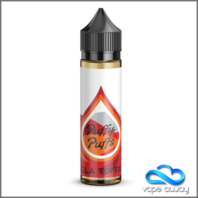 PUFFY PUFFS – COLA TOFFEE - Vape Away