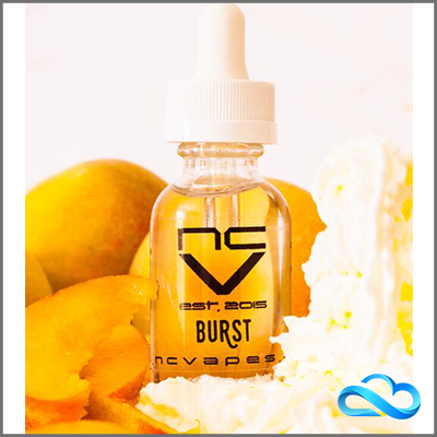 NCV - Burst e-liquid - 3mg - VapeAway.co.za