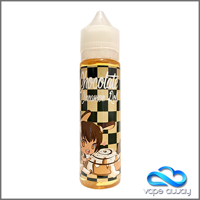SUBTLE VAPE - CHOCOLATE CINNAMON ROLL - Vape Away