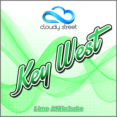 Cloudy Street - Key West - Eliquid