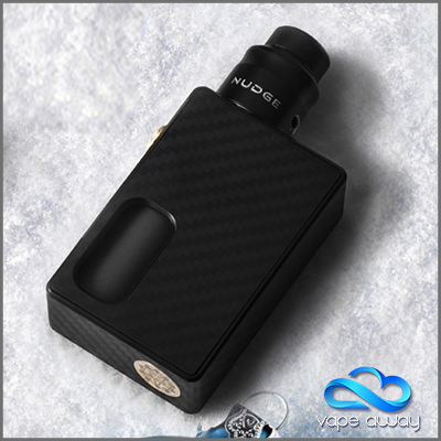 WOTOFO NUDGE MECHANICAL SQUONK BOX AND RDA COMBO - Vape Away