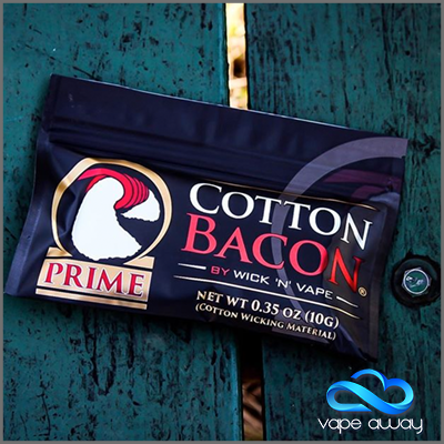 COTTON BACON PRIME - Vape Away