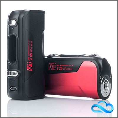 HCigar VT75 Nano TC DNA 75 Box Mod Regulated MOD -  - VapeAway.co.za - 1