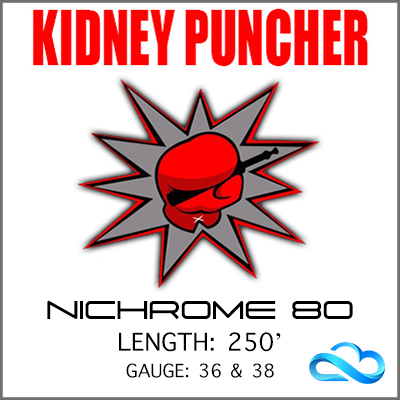 Kidney Puncher - Nichrome 80 High Gauge Vape Wire