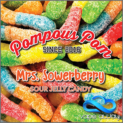 Pompous Pom - Mrs Sowerberry