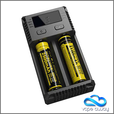 Nitecore I2 Charger - Vape Away