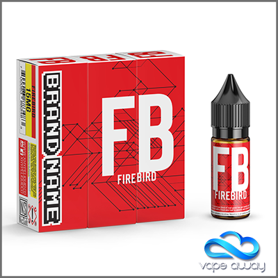 BRAND NAME – FIREBIRD - NIC SALTS - Vape Away