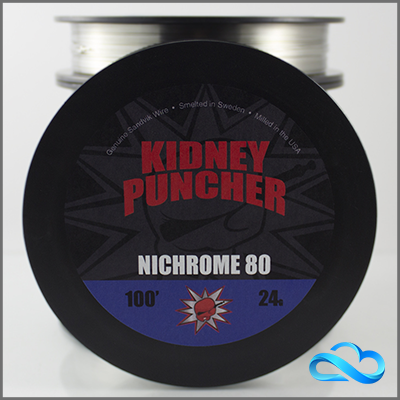 Kidney Puncher - Nichrome 80 Vape Wire - Vape Away