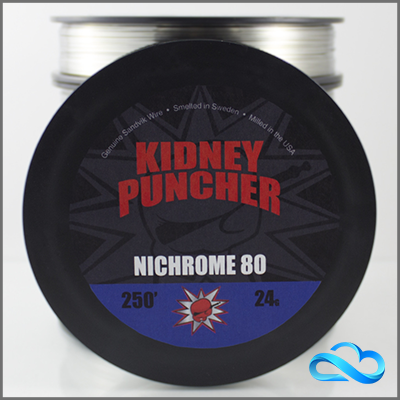 Kidney Puncher - Nichrome 80 High Gauge Vape Wire - Vape Away