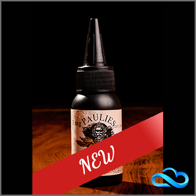 Paulies Blueberry Cupcake e-liquid - 3mg - VapeAway.co.za