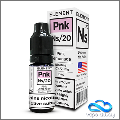 PINK LEMONADE NS20 20ML - Vape Away