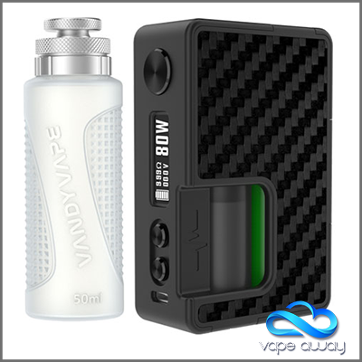 PULSE BF 80W MOD BY VANDY VAPE (HIGH END VERSION)